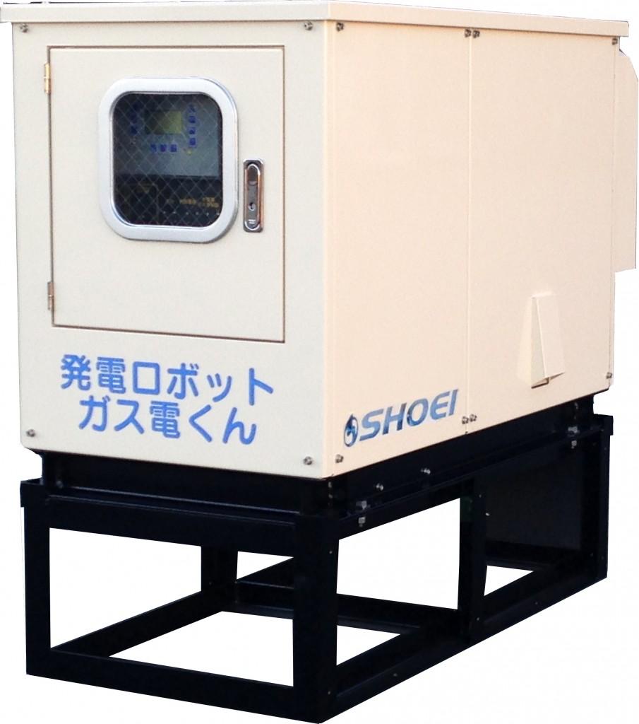 非常用ガス発電機