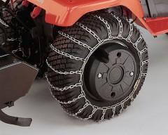 Tire_Chains タイヤチェーン装着時